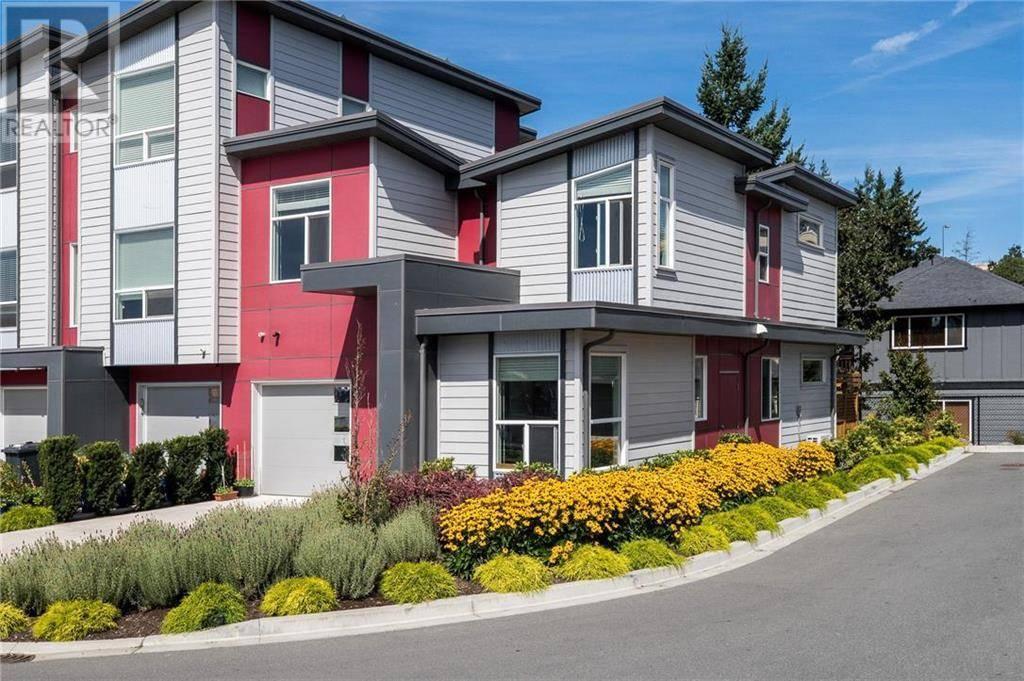 Townhouse for sale at 961 Pharoah Me Victoria British Columbia - MLS: 419134