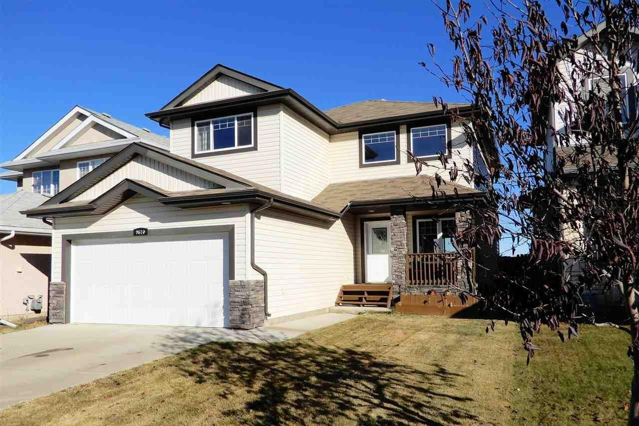 House for sale at 9610 87 St Morinville Alberta - MLS: E4219933