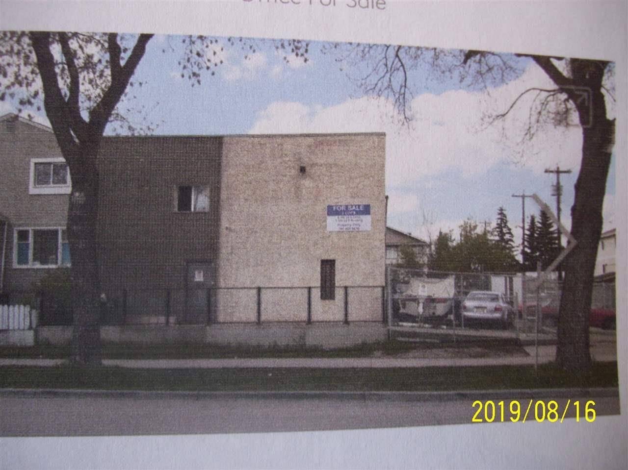 Commercial property for sale at 105 Aav Ave Ne Unit 9614-9618 Edmonton Alberta - MLS: E4170475