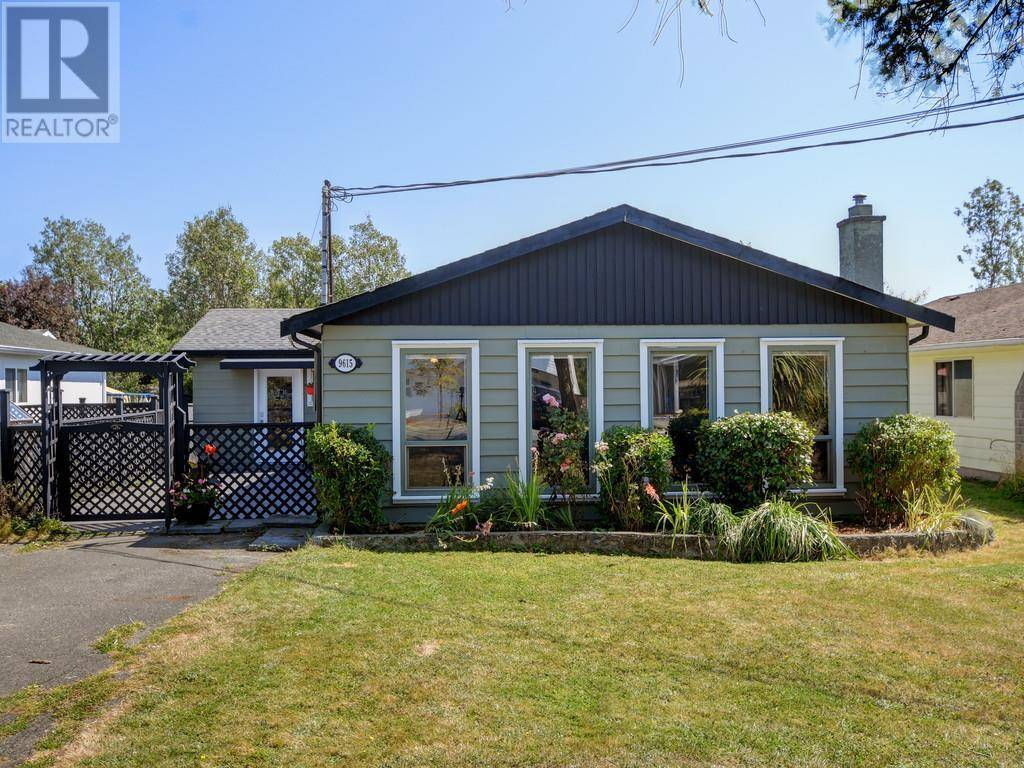 House for sale at 9615 Epco Dr Sidney British Columbia - MLS: 414479