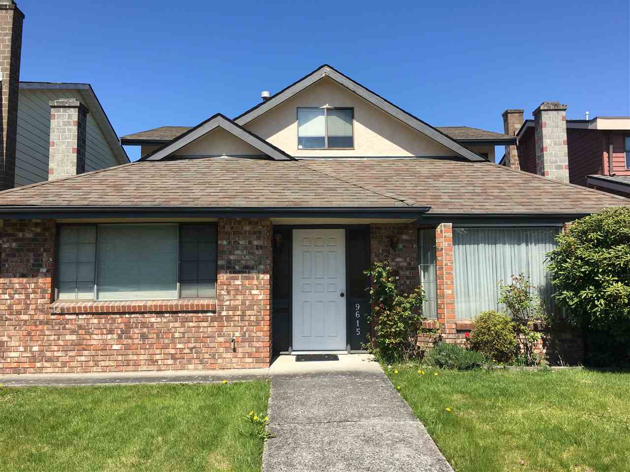 Removed: 9615 Francis Road, Richmond, BC - Removed on 2018-05-28 15:09:29
