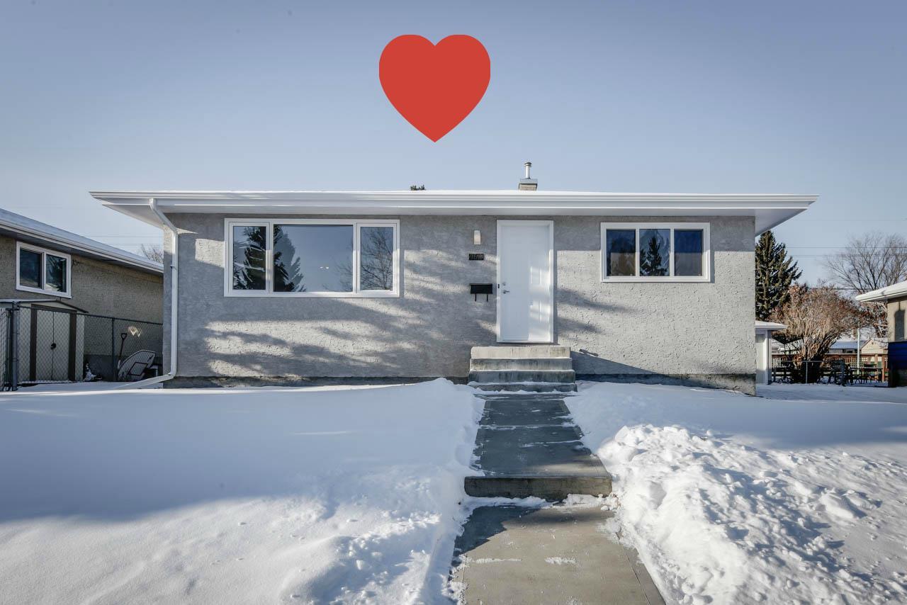For Sale: 9616 75 Street, Edmonton, AB   3 Bed, 2 Bath House for $435,000. See 29 photos!