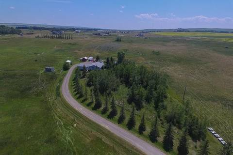 House for sale at 96179 2253 Dr East Rural Foothills County Alberta - MLS: C4264537