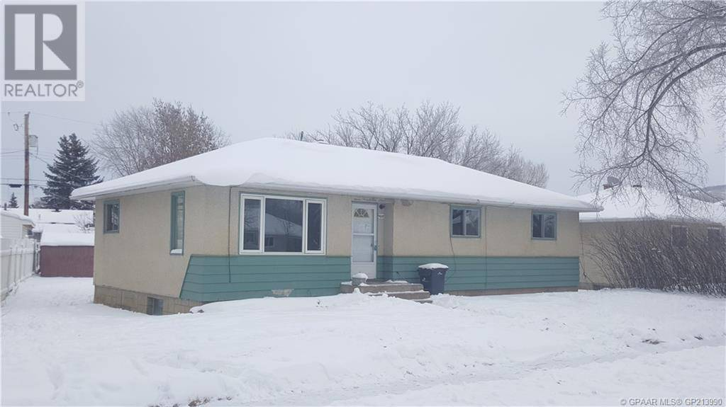 House for sale at 9618 86 Ave Peace River Alberta - MLS: GP213990