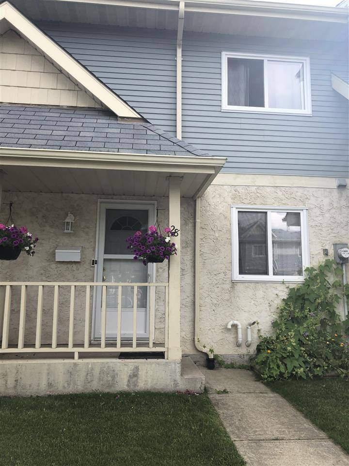 Townhouse for sale at 9619 180 St Nw Edmonton Alberta - MLS: E4172187