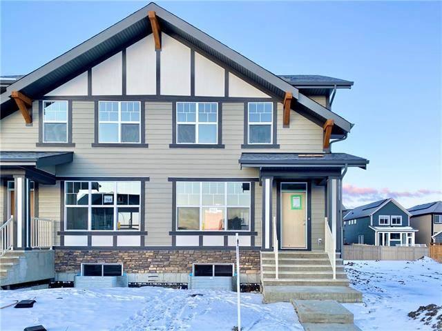 Townhouse for sale at 962 Mahogany Blvd Southeast Calgary Alberta - MLS: C4282212