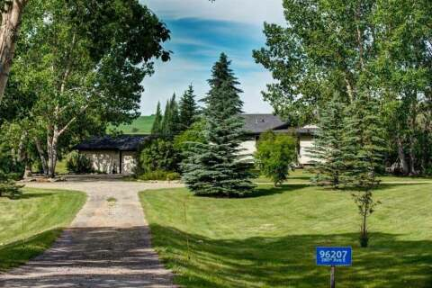House for sale at 96207 280 Ave East Rural Foothills County Alberta - MLS: C4306158