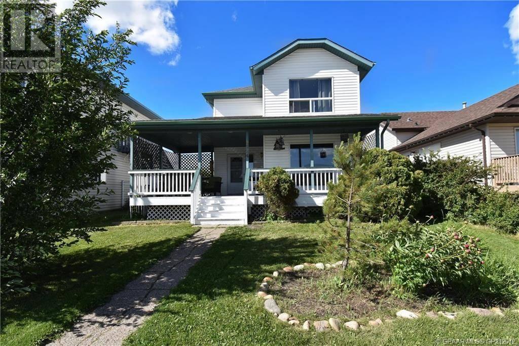 House for sale at 9624 124 Ave Grande Prairie Alberta - MLS: GP212072
