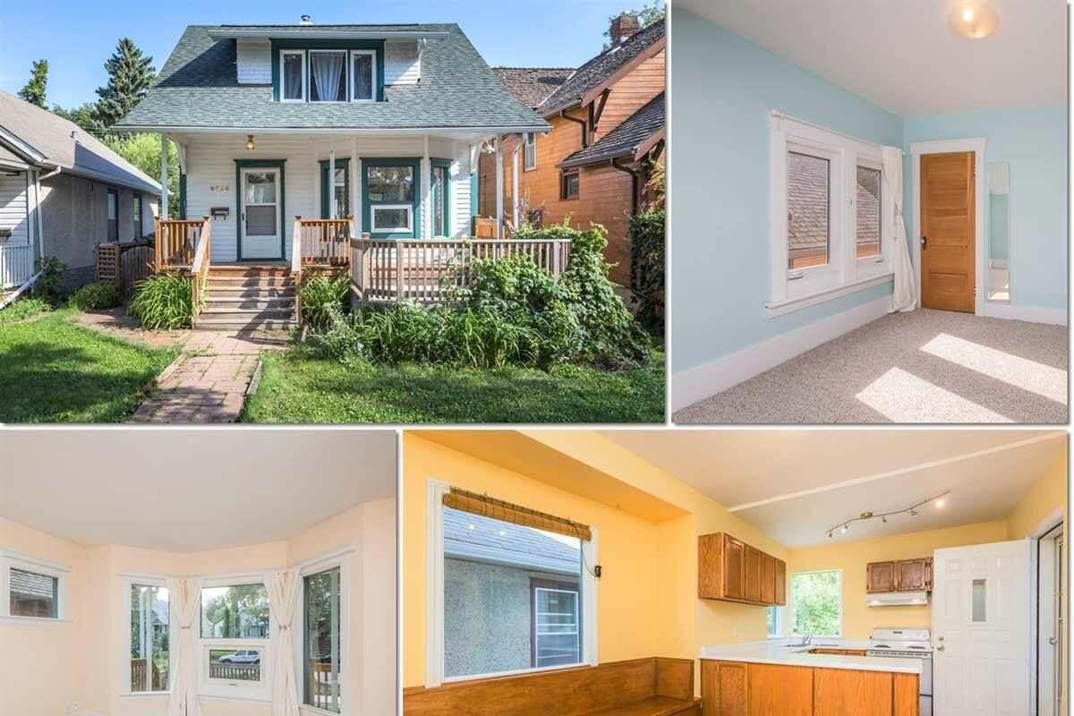 House for sale at 9624 85 Av NW Edmonton Alberta - MLS: E4208517