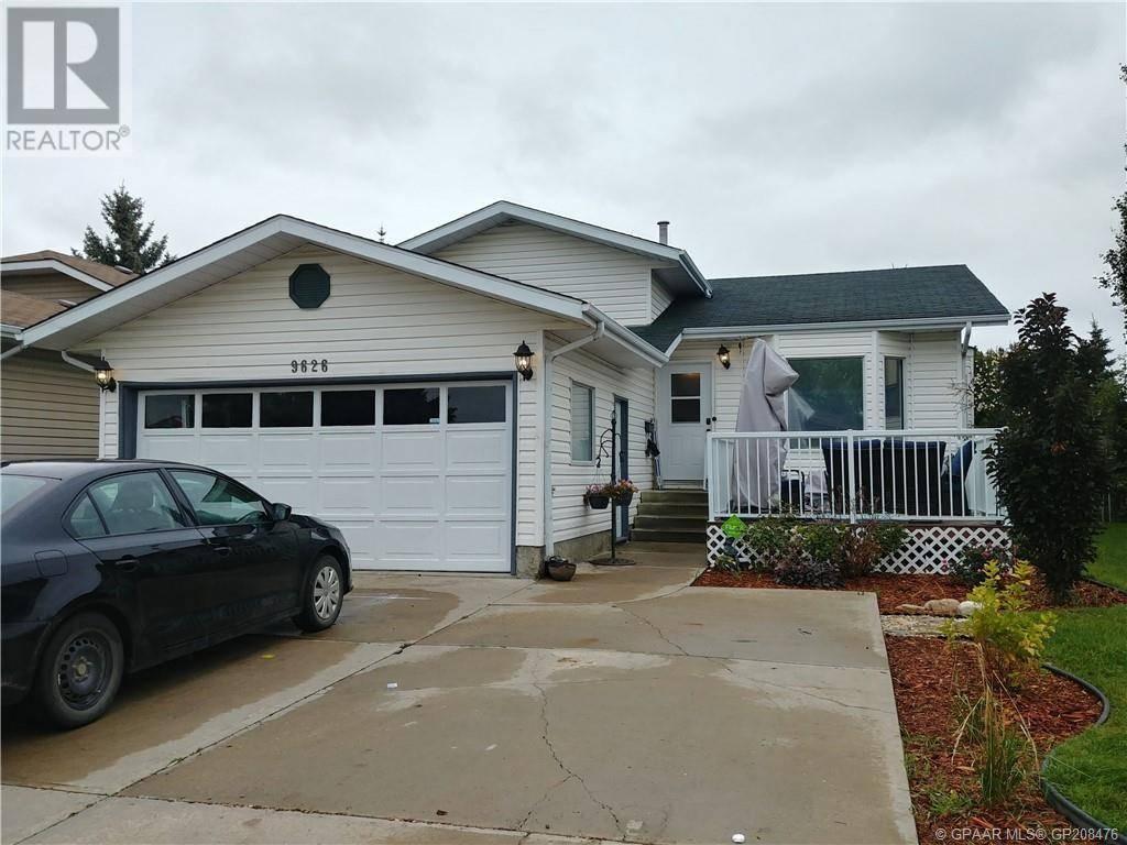 House for sale at 9626 65 Ave Grande Prairie Alberta - MLS: GP208476