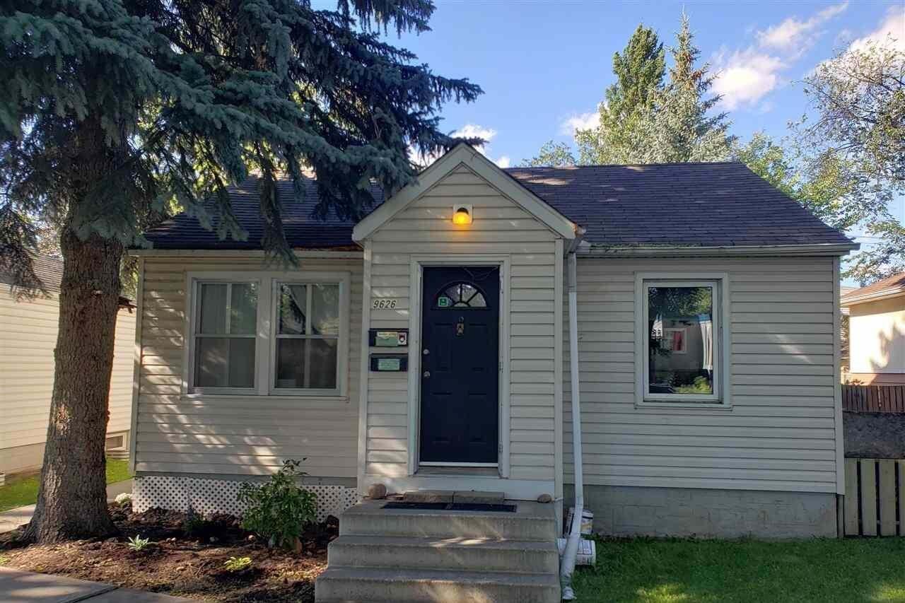 House for sale at 9626 81 Av NW Edmonton Alberta - MLS: E4209825