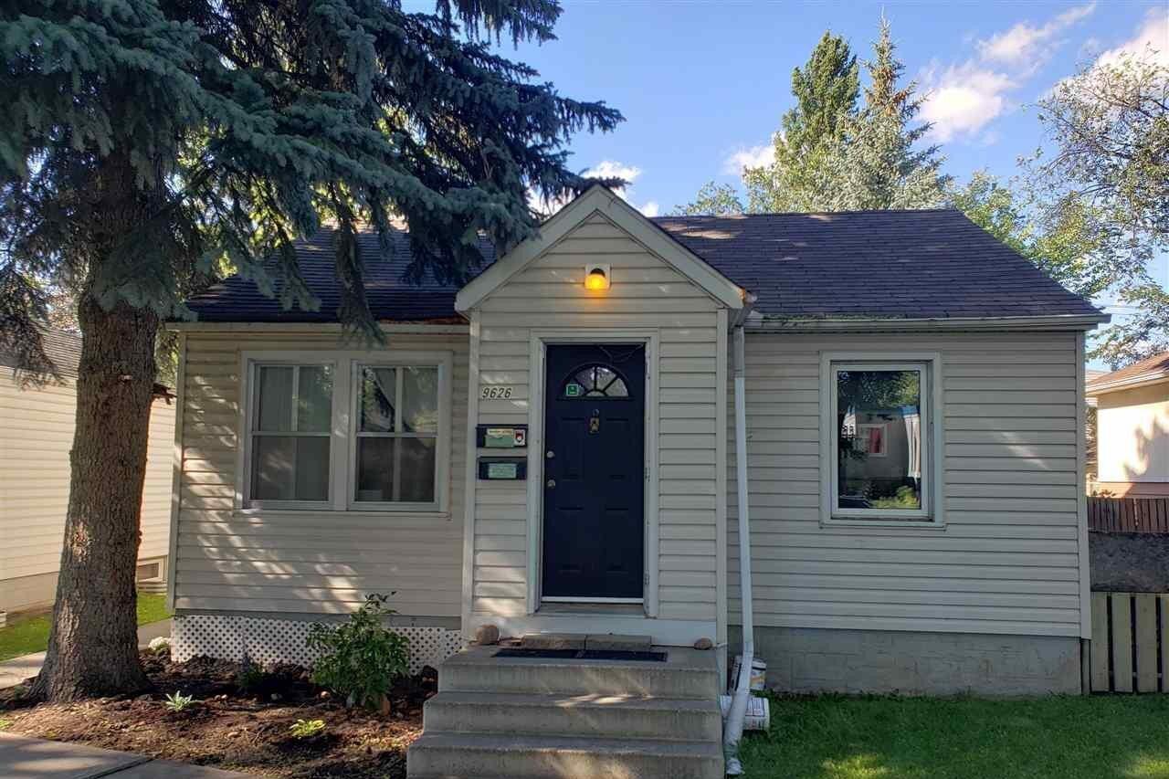 House for sale at 9626 81 Av NW Edmonton Alberta - MLS: E4216255