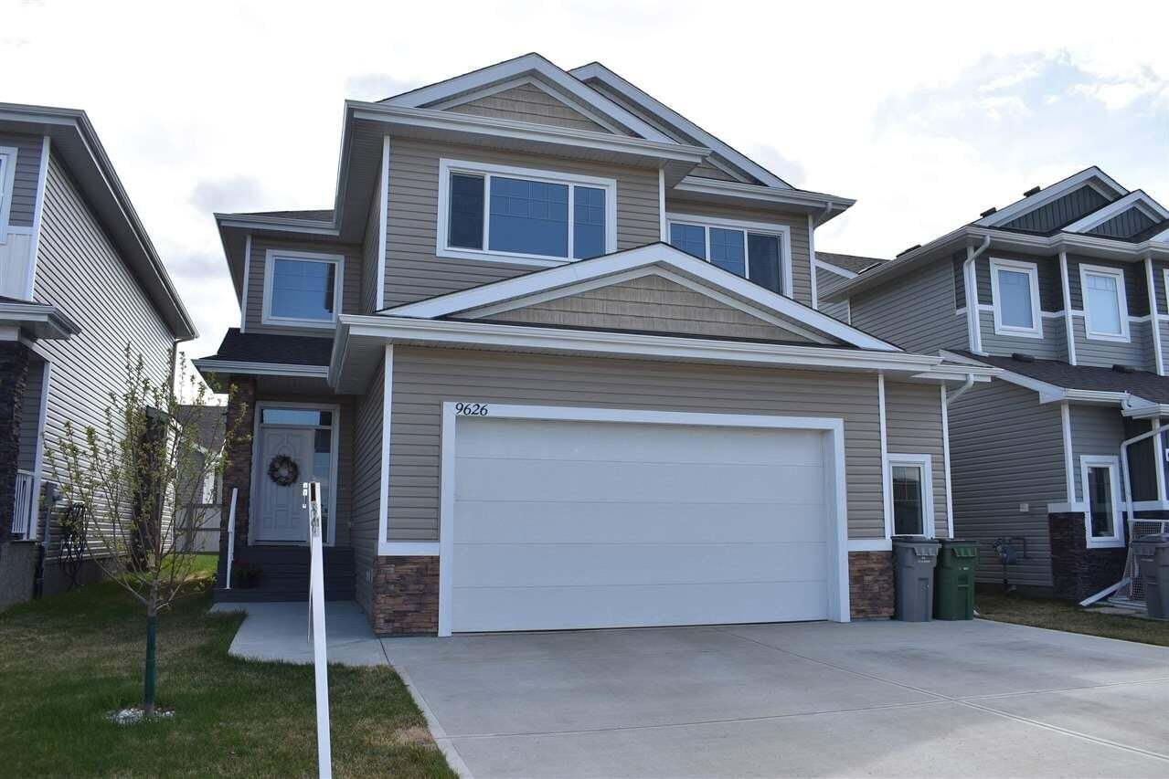 House for sale at 9626 89 St Morinville Alberta - MLS: E4197704