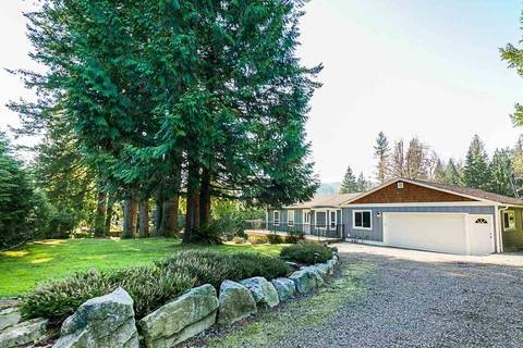 House for sale at 9629 Dewdney Trunk Rd Mission British Columbia - MLS: R2423065