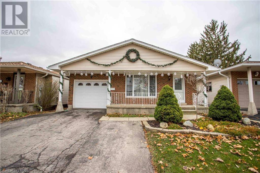 House for sale at 963 Jalna Blvd London Ontario - MLS: 234586