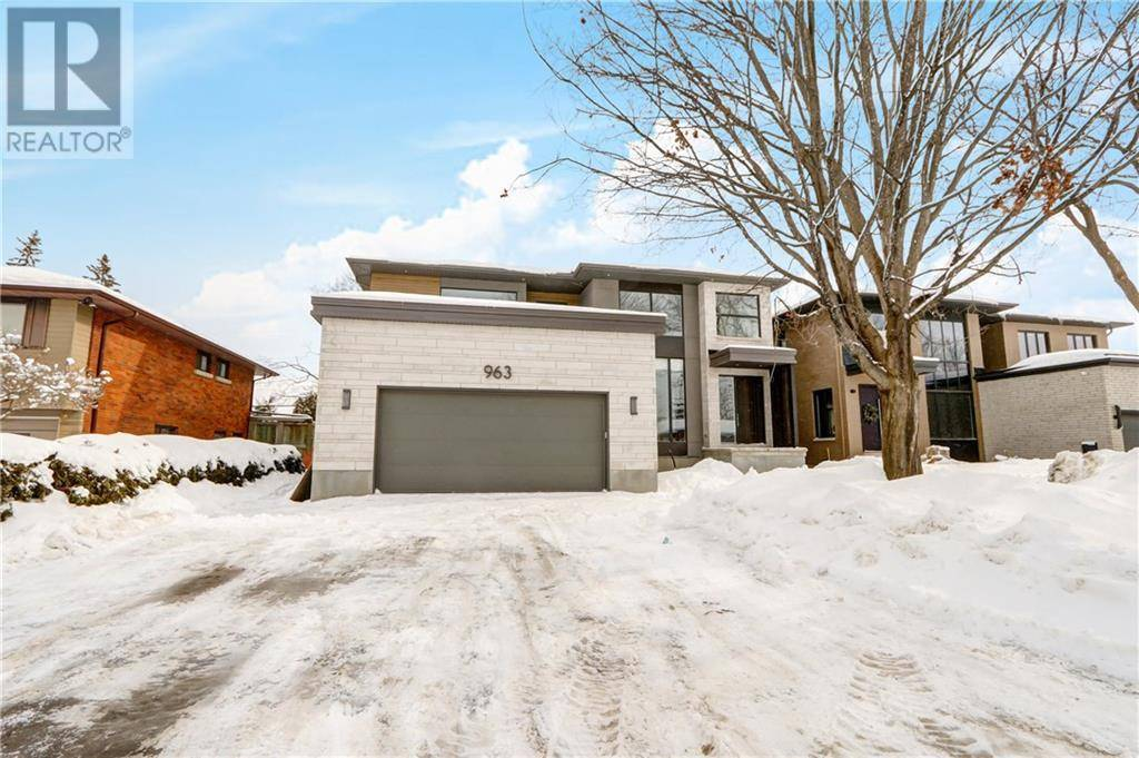 House for sale at 963 Mooney Ave Ottawa Ontario - MLS: 1183658