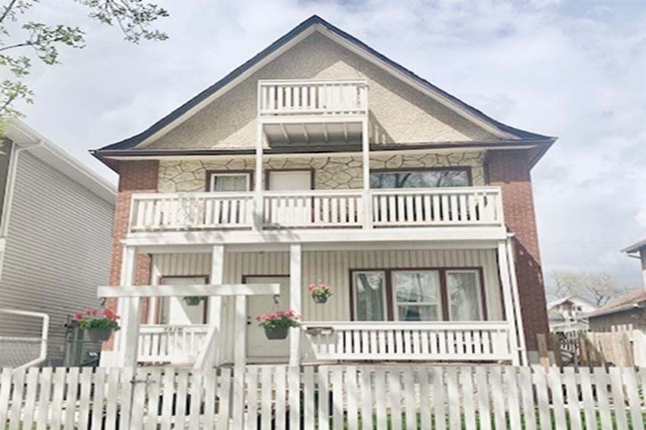 House for sale at 9634 106a Av NW Edmonton Alberta - MLS: E4198966