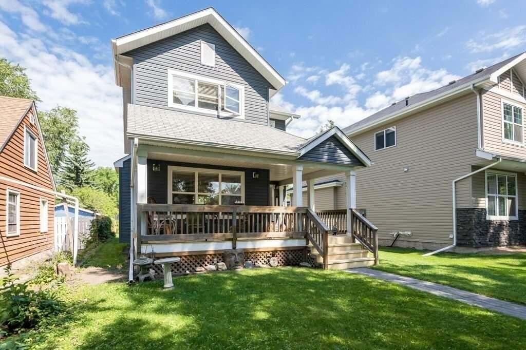 House for sale at 9634 79 Av NW Edmonton Alberta - MLS: E4208666