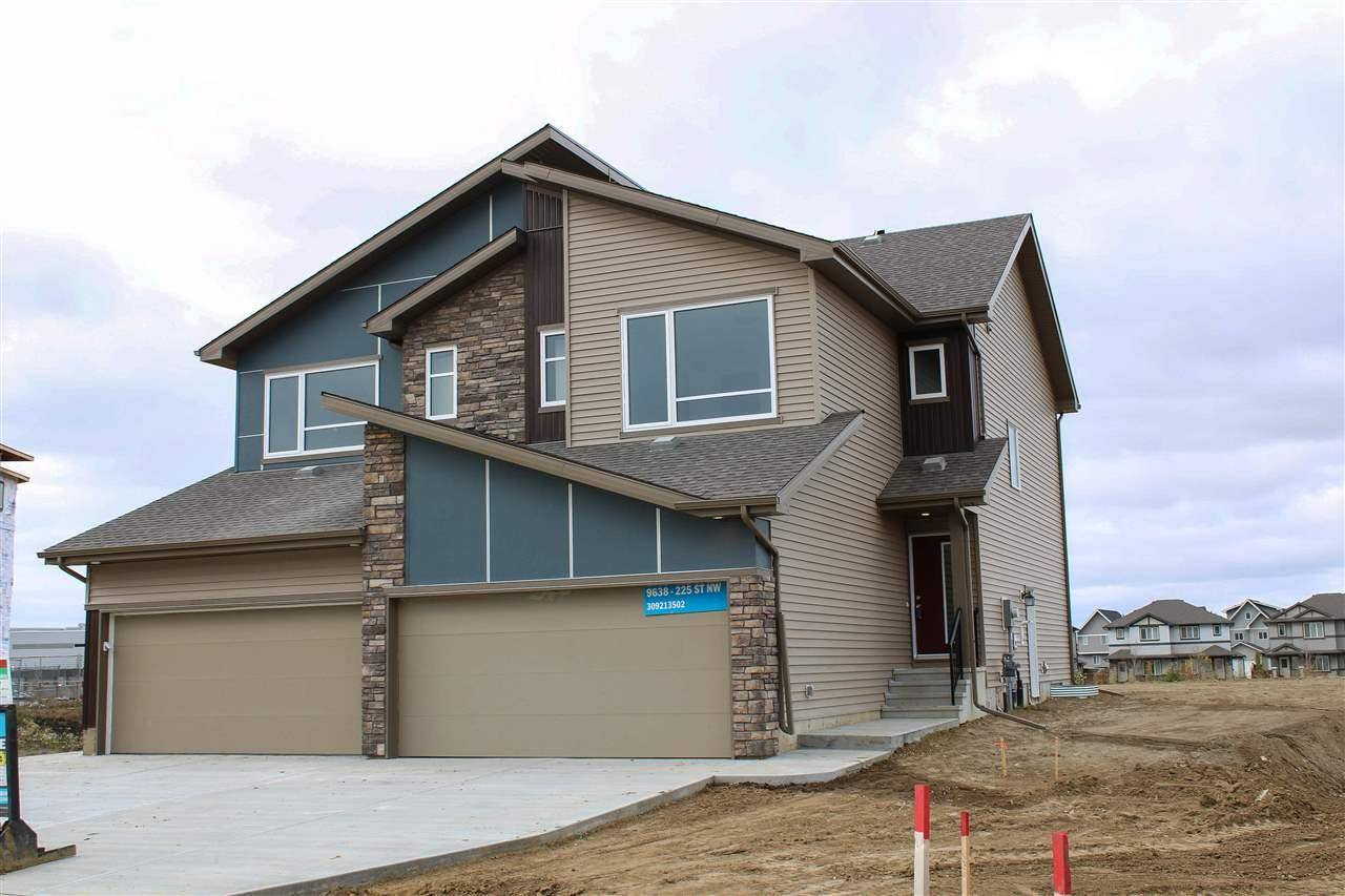 Townhouse for sale at 9638 225 St Nw Edmonton Alberta - MLS: E4175399