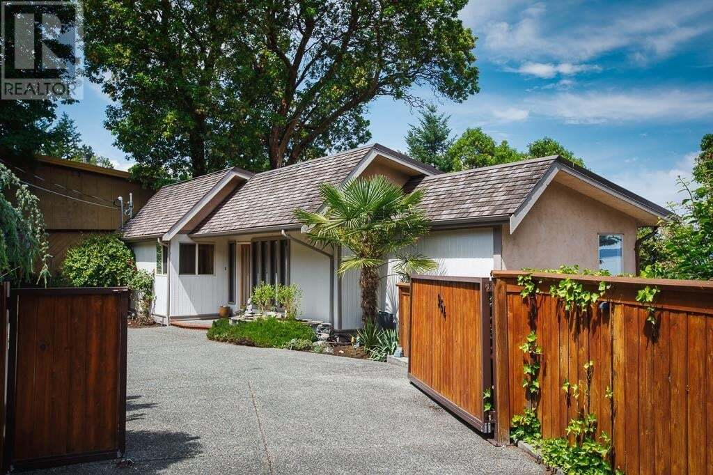 House for sale at 964 Claremont Ave Saanich British Columbia - MLS: 427172