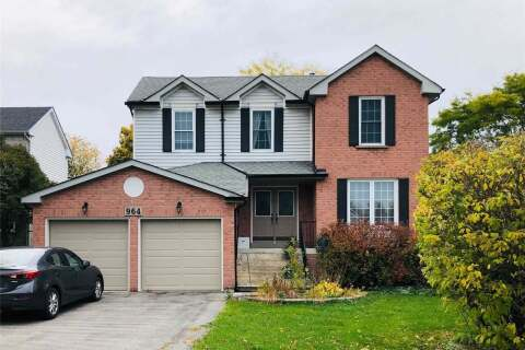 House for sale at 964 Frei St Cobourg Ontario - MLS: X4958564