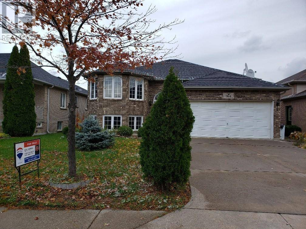 House for sale at 964 Greenpark Blvd Windsor Ontario - MLS: 19028066