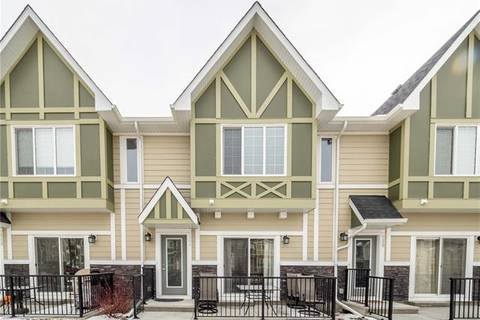 Townhouse for sale at 964 Nolan Hill Blvd Northwest Calgary Alberta - MLS: C4290349