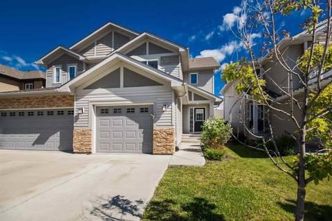 Townhouse for sale at 9643 Simpson Pl Nw Edmonton Alberta - MLS: E4161748