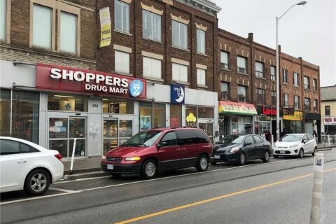 Commercial property for lease at 965 Bloor St Toronto Ontario - MLS: C5003587