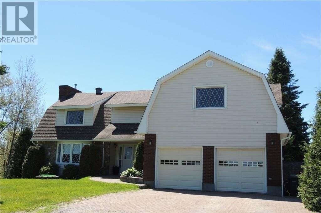 House for sale at 965 Radar Rd Hanmer Ontario - MLS: 2085484
