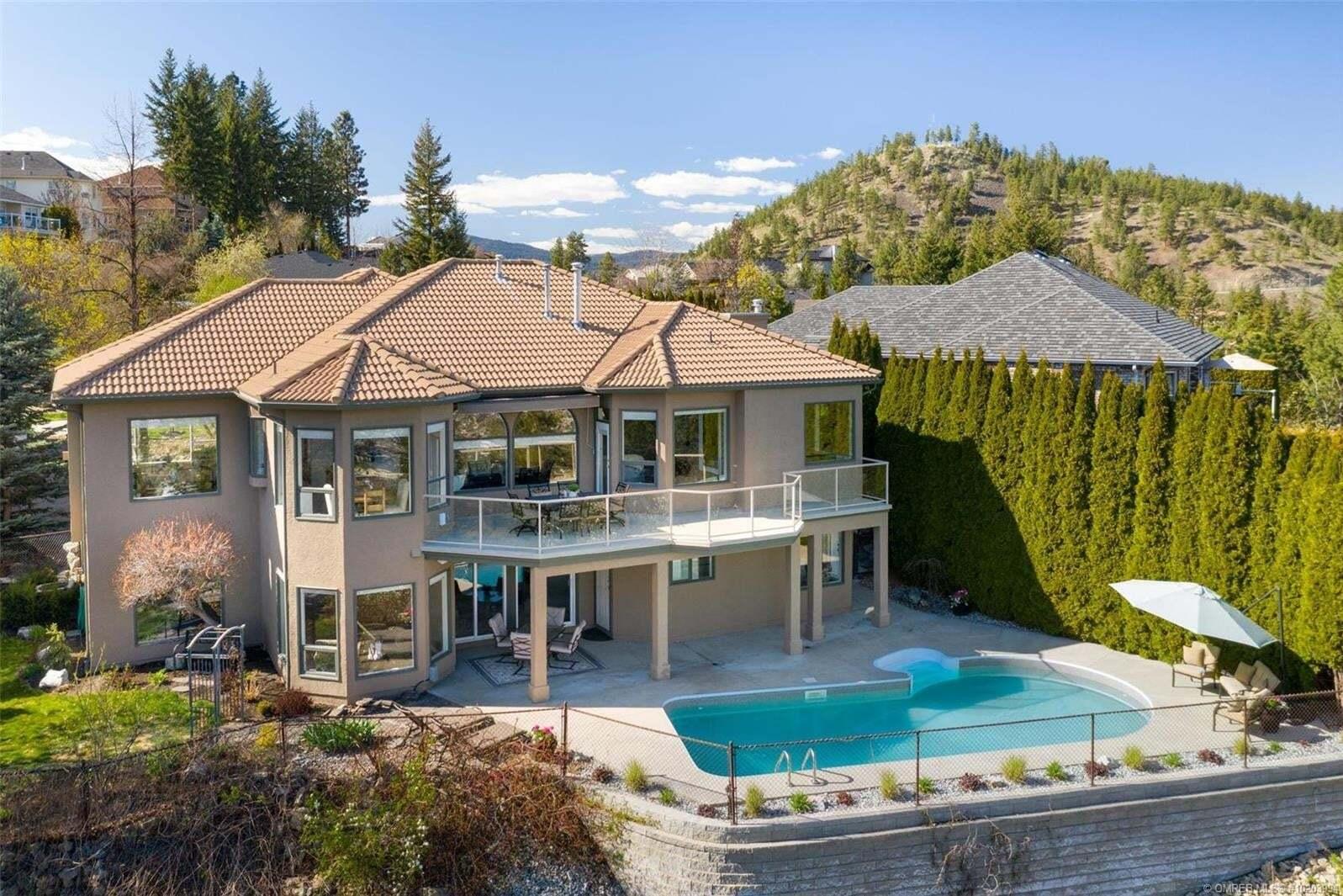 House for sale at 965 Skeena Ct Kelowna British Columbia - MLS: 10203994