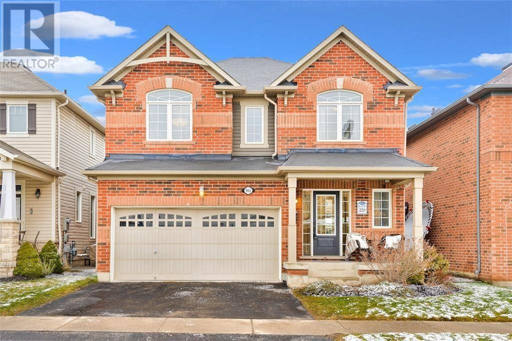 House for sale at 965 Whewell Tr Milton Ontario - MLS: 30785431