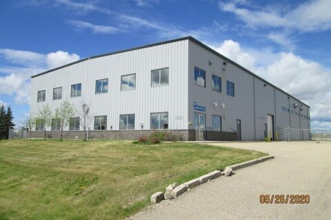 Commercial property for sale at 9650 136  Ave Grande Prairie Alberta - MLS: A1001143