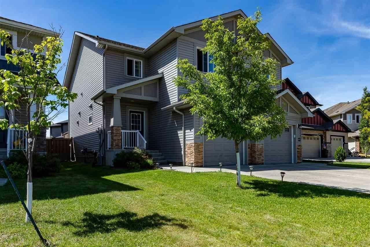 Townhouse for sale at 9650 Simpson Pl NW Edmonton Alberta - MLS: E4203077