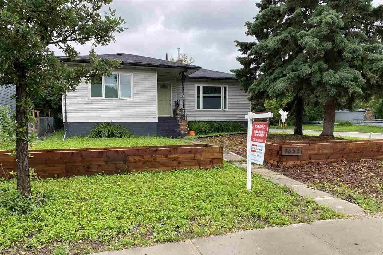 House for sale at 9651 69 Ave NW Edmonton Alberta - MLS: E4205503