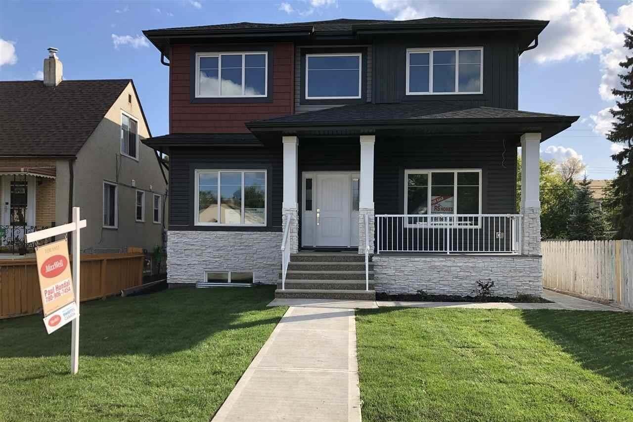 House for sale at 9651 76 Av NW Edmonton Alberta - MLS: E4194943