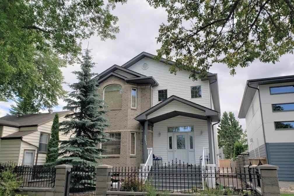House for sale at 9651 80 Av NW Edmonton Alberta - MLS: E4213410