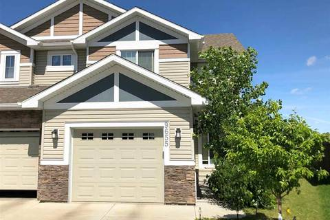 Townhouse for sale at 9655 Simpson Pl Nw Edmonton Alberta - MLS: E4147944