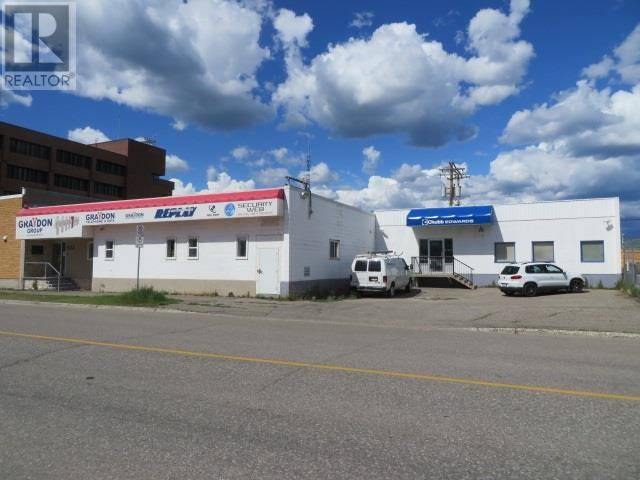 Commercial property for sale at 966 5th Ave Pg City Central (zone 72) British Columbia - MLS: C8029951