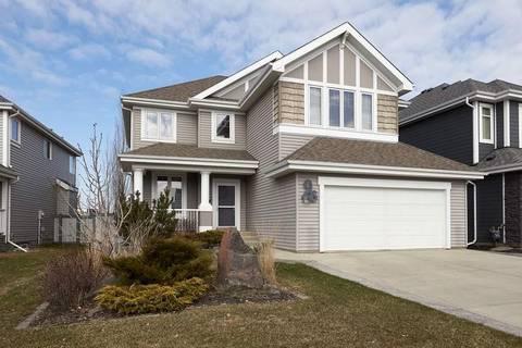 House for sale at 966 Summerside Li Sw Edmonton Alberta - MLS: E4156343