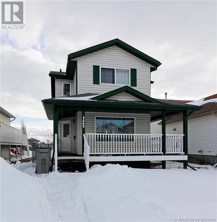 House for sale at 9669 126 Ave Grande Prairie Alberta - MLS: GP214703