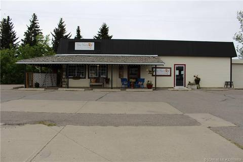 Commercial property for sale at 967 Main St Pincher Creek Alberta - MLS: LD0168858