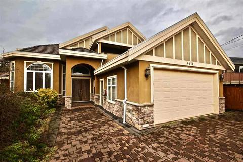 House for sale at 9671 Gilhurst Cres Richmond British Columbia - MLS: R2400355