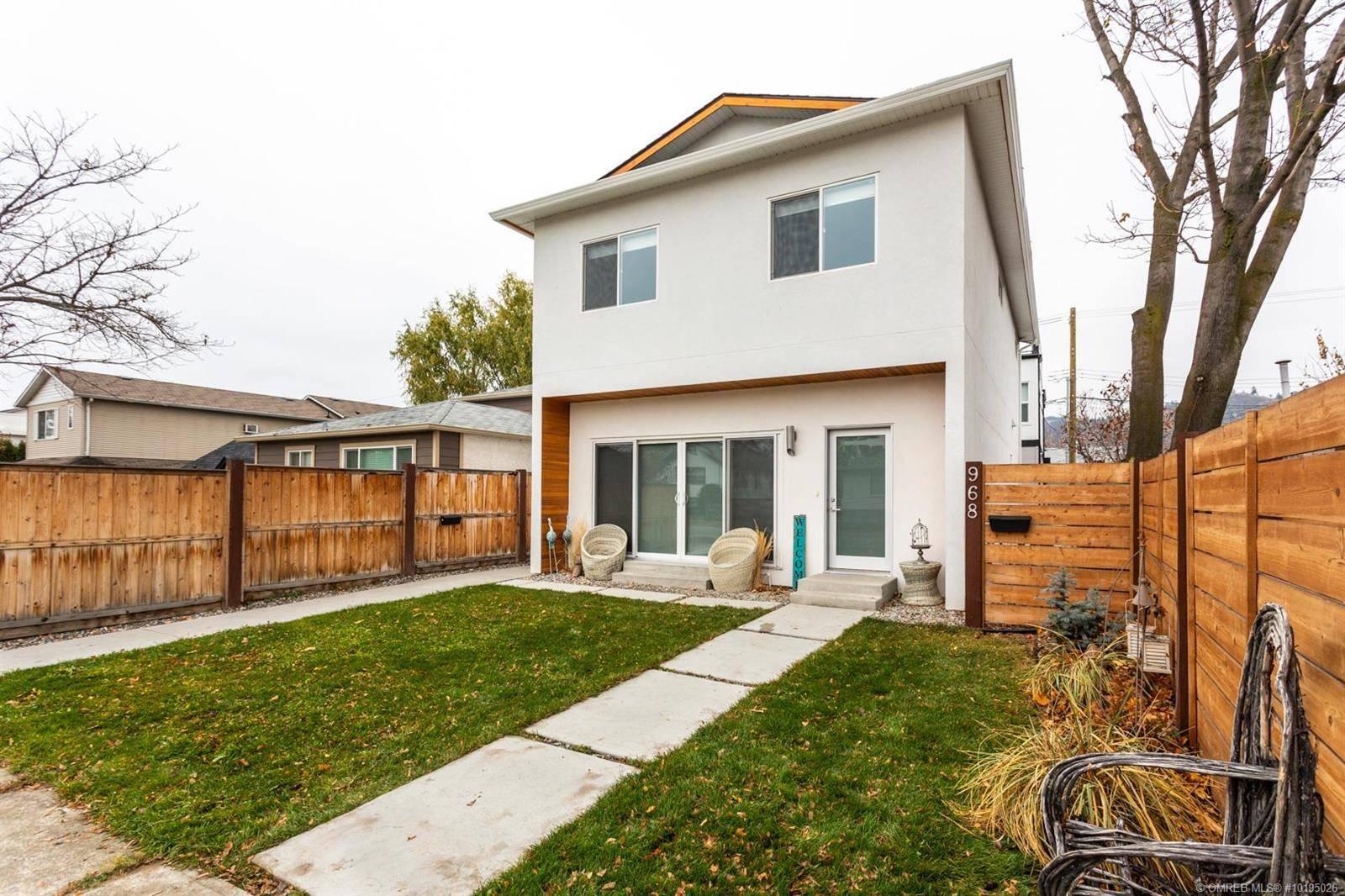 House for sale at 968 Fuller Ave Kelowna British Columbia - MLS: 10195026