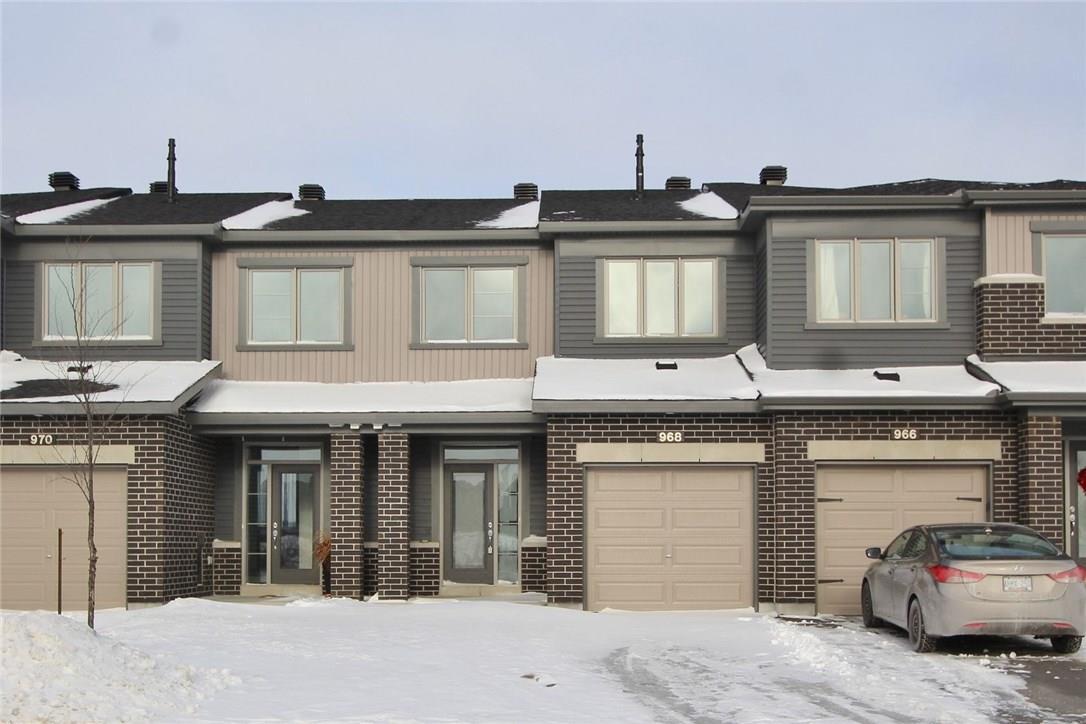 Removed: 968 Kilbirnie Drive, Ottawa, ON - Removed on 2019-01-15 04:39:12