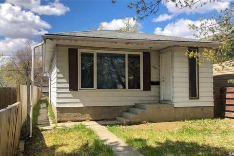 House for sale at 968 Rae St Regina Saskatchewan - MLS: SK798203