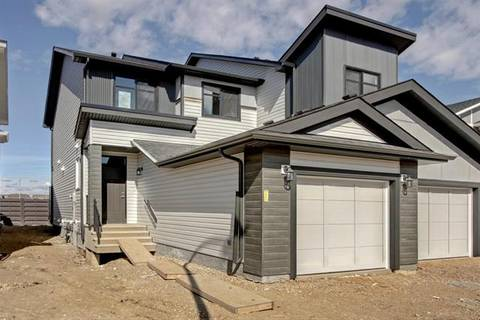 Townhouse for sale at 968 Seton Circ Southeast Calgary Alberta - MLS: C4291573