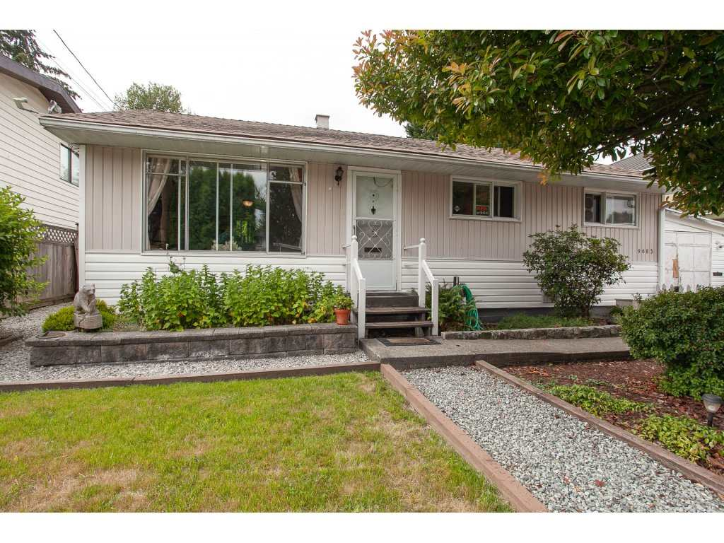 Sold: 9683 154 Street, Surrey, BC