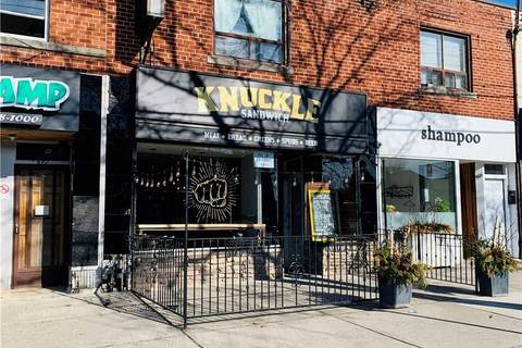 Commercial property for sale at 969 Coxwell Ave Toronto Ontario - MLS: E4735117