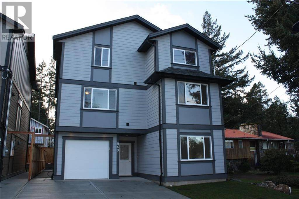 House for sale at 969 Walfred Rd Victoria British Columbia - MLS: 418978
